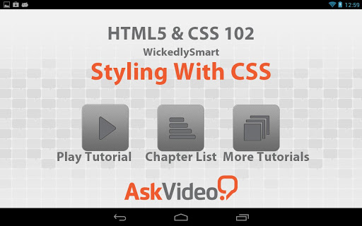 HTML5 CSS - Styling with CSS