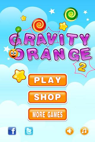 Gravity Orange 2 - screenshot