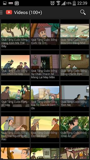 Qua Tang Cuoc Song: Video