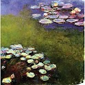 Claude Monet  Painting Gallery logo