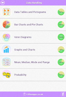 11+ Maths - Learn & Test Lite - screenshot thumbnail