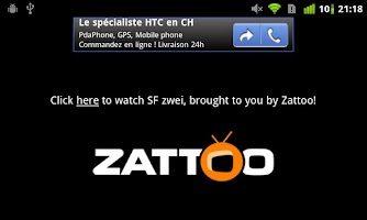 Screenshot of TV.Centerr Live-TV