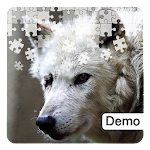 Wolves Jigsaw Puzzles Demo