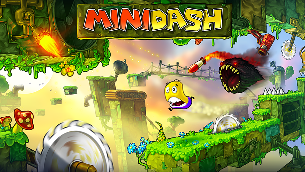 Mini Dash- screenshot