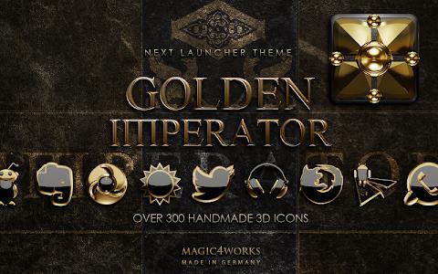 Next Launcher Theme IMPERATOR v2.35