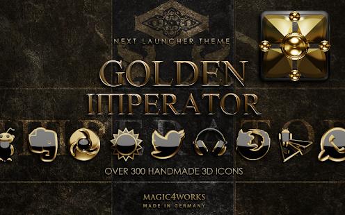 Next Launcher Theme Imperator