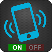 Vibration OnOff Toggle Widget