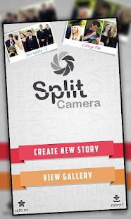 Split Camera - Pic Stories - screenshot thumbnail