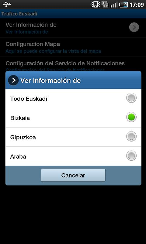 EuskalTraffic - screenshot