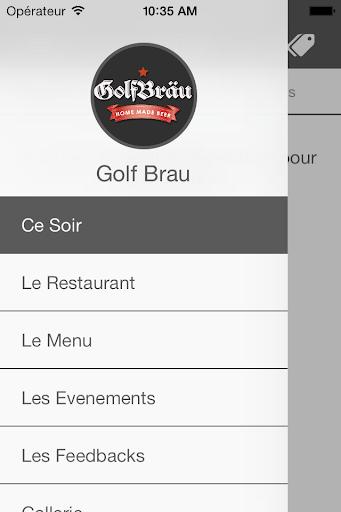 Golf Brau