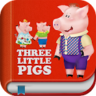 Three Little Pigs & Bad Wolf icon