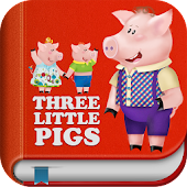 Three Little Pigs & Bad Wolf