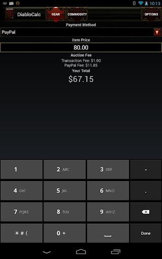 【免費工具App】DiabloCalc-APP點子