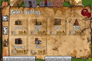 Screenshot of Battles And Castles