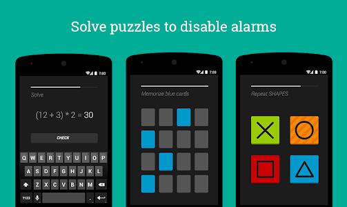 Puzzle Alarm Clock v2.0.39