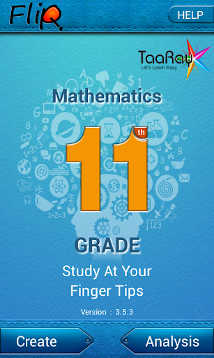 FlipQ Maths Grade 11 Flashcard