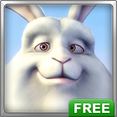 Cute Cartoon Bunny LWP