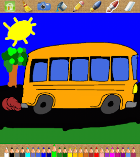 Kids Coloring Book Screenshot 26