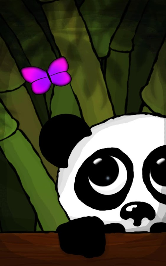 panda live wallpaper trial android apps on google play