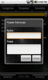 Frases Famosas Screenshot 5