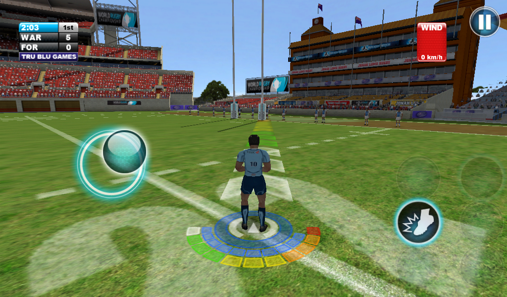 Jonah Lomu Rugby: Gold Edition- screenshot