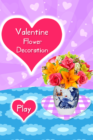 Decoration Game-Cute Flowers