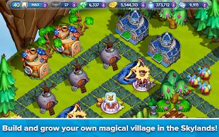 Screenshot of Skylanders Lost Islands™
