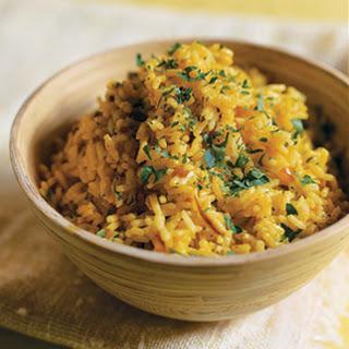 Coriander Rice.