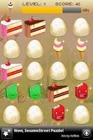 Screenshot of Dessert Time