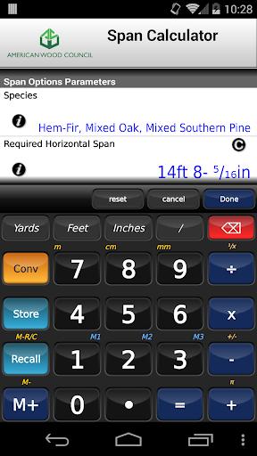 玩免費商業APP|下載AWC Span Calc app不用錢|硬是要APP