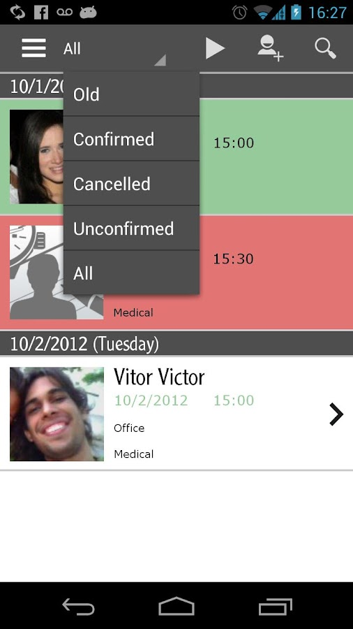 APPointments Free - screenshot