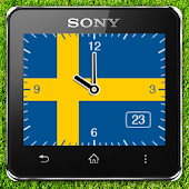 Watchface Sweden (Sony SW2)