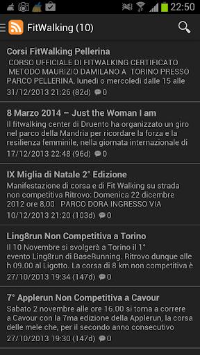 FitWalking Torino