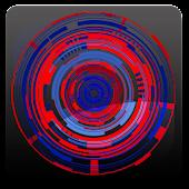 Tech Rings 2 Live Wallpaper Fr