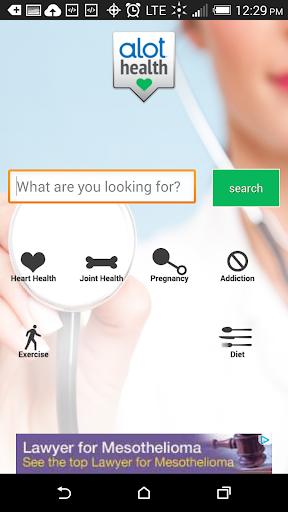 Health Info from Alot.com
