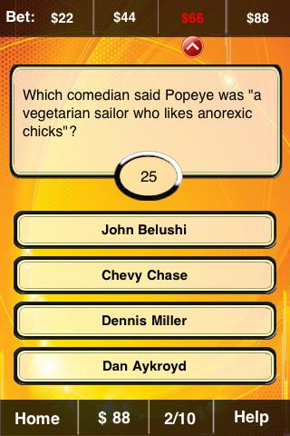 FunBlast! Trivia Quiz Lite - screenshot