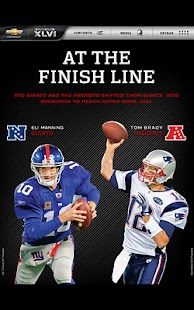 Super Bowl XLVI Game Program- screenshot thumbnail