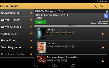CineTrailer Cinema 3.1.8 screenshot 206350