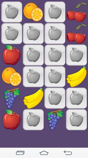 水果內存瘋狂遊戲