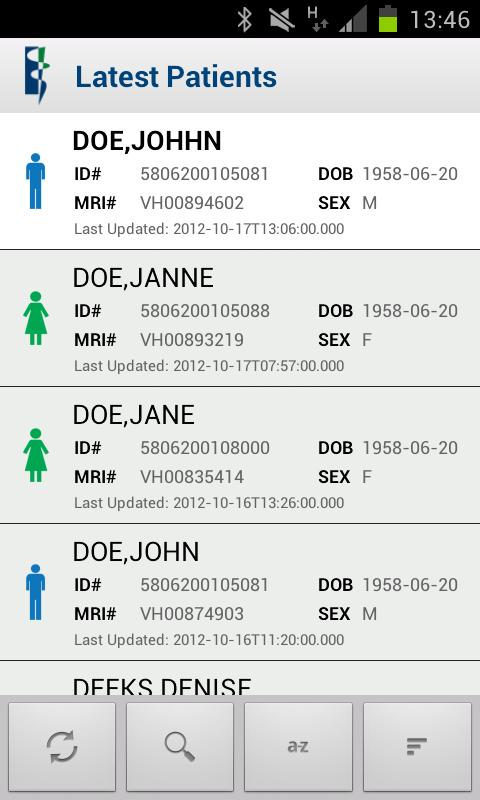 Lancet Mobile- screenshot