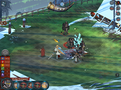 The Banner Saga Screenshot 14