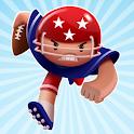 Touchdown icon