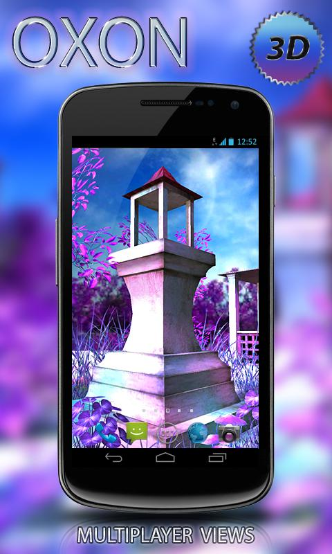 Dreams 3D Live Wallpaper- screenshot