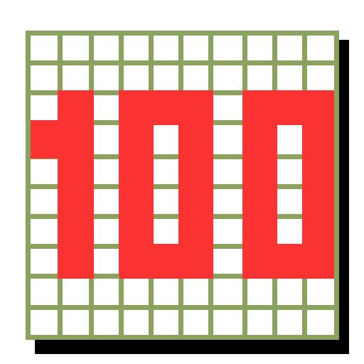 百マス計算~回答時間を世界で競おう~ 教育 App LOGO-硬是要APP