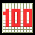 100 squares calc -time attack- icon