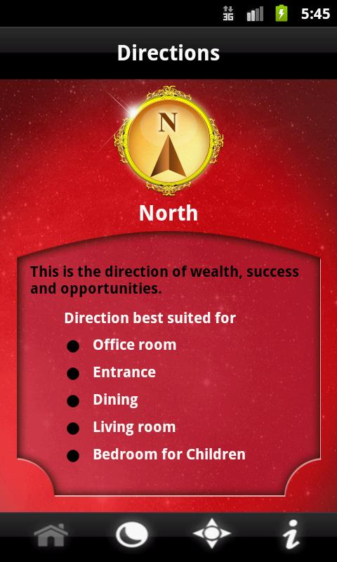 Vasthu Gems Compass - screenshot