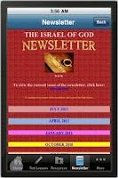 Screenshot of The Israel Of God