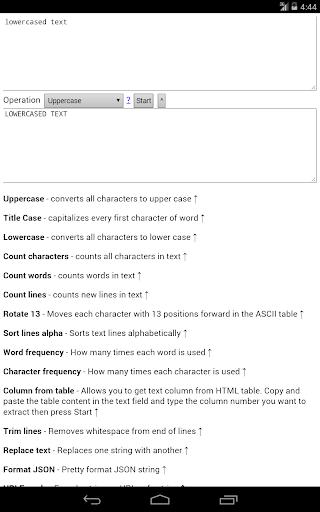 【免費工具App】Text Tools-APP點子