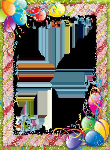 Happy Birthday Frames HD