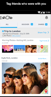 Shoto - Private Photo Sharing - screenshot thumbnail